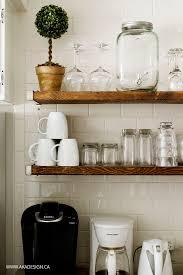 shelving metal kitchen shelves stunning metal and wood hanging