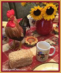 milleridge inn thanksgiving barnyard brunch dishing with diane