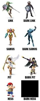 Samus Meme - there s a dark side to every nintendo character video games