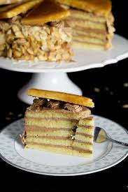 dobos torte hungarian layer cake recipe