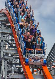 Toro Six Flags Wicked Cyclone Review