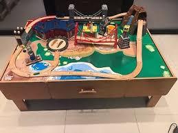 carousel train table set cool universe of imagination mountain rock train table contemporary
