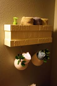 23 best hanging towel solutions images on pinterest bathroom