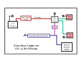 reverse light wiring diagram diagram pinterest lights