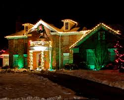 cleveland holiday home lighting and decor