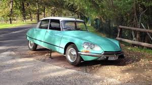 vintage citroen ds the 42 year old car that can raise itself martin burger u0027s citroën
