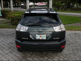 2005 lexus rs 330 2005 lexus rx 330 awd for sale in fort myers fl stock 077439