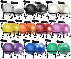 our review 5 balance ball chair