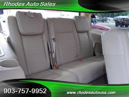 Upholstery Longview Tx 2008 Lincoln Navigator 4dr Suv In Longview Tx Rhodes Auto Sales