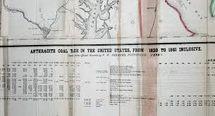 Color In Map Of The United States by An Overview Of Pennsylvania Mapping Circa 1850 To 1900