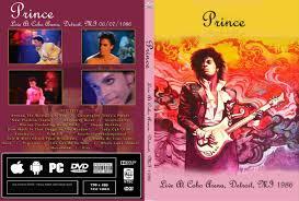 parade dvd prince live 1986 parade tour dvd