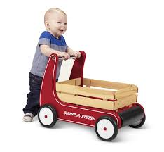 Radio Flyer Ready Ride Scooter Classic Walker Wagon Walker Toy Radio Flyer