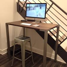 Cb2 Bar Stools Cb2 Standing Desk Bar Table Original Price Is 400 Free Bar