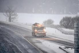 Snow Scotland Scotland Braced For More Snow Amid Continued Freezing Conditions