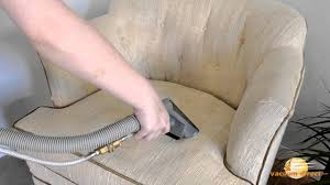 Carpet And Upholstery Shampoo How To Clean Upholstery With The Rug Doctor Upholstery Tool Youtube