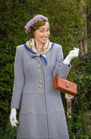 Lauren Piro by Kerry Howard Looks Very Proper As A Young Hyacinth Bucket In These