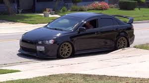 stanced mitsubishi eclipse mitsubishi lancer gts own car and vehicle for your family