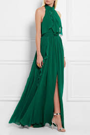 386 best green gowns images on pinterest elie saab fall green