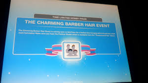 sims freeplay charming barber hair event coming soon prince