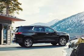2018 chevrolet traverse priced from 30 875 automobile magazine