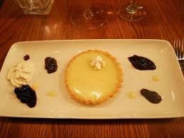 lemon curd tart picture of little jumbo restaurant and bar