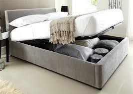 King Size Bed Frame With Storage Underneath Storages Lift Up Bed With Storage Underneath Plans Quarter