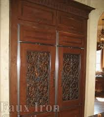 wooden scrolls for cabinets cabinet doors kitchen cabinet doors wrought iron cabinet doors