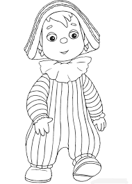 andy pandy 10 cartoons u2013 printable coloring pages
