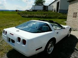 1993 corvette 40th anniversary 1993 corvette for sale 1993 white corvette white int