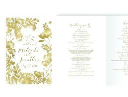 diy wedding program template template diy wedding programs template