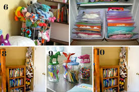 Diy Toy Storage Ideas 16 Brilliant Kids Playroom Organization Ideas Crafts On Fire