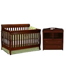 2 Piece Nursery Furniture Sets by Black Crib And Dresser Set Creative Ideas Of Baby Cribs