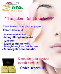 Sabun Zara sabun herbal zara