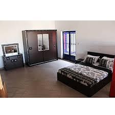 ensemble de chambre ensemble chambre à coucher yatak oddasi takimi marron foncé