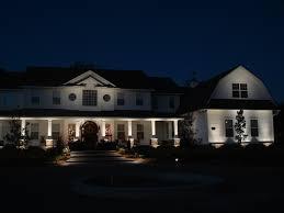 outdoor lighting tampa nighttime lighting design
