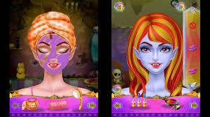 Girls Halloween Makeup Halloween Makeup Me Girls Halloween Games Girls Makeover Games