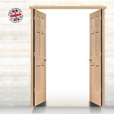 Interior Door Lining Thruframe Interior Oak Veneered Door Lining Frame Suits Doors