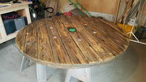 cable reel patio table with lights album on imgur