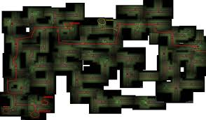 viridian maze map pokemon revolution online