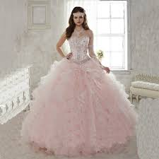 light pink quinceanera dresses 2015 light pink quinceanera dresses gown sweetheart with