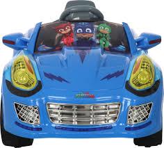 pj masks cat car 6 volt ride blue alex pj