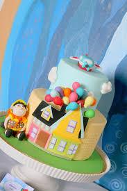 kara u0027s party ideas disney u0027s up themed birthday party decor