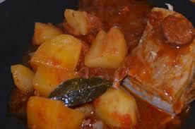 cuisiner une rouelle de porc en cocotte minute recette land recette de rouelle de porc façon espagnol sur