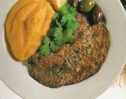 cuisiner du foie de veau tranches de foie de veau aux aromates recette marocaine