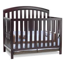 Espresso Convertible Crib by Baby Cache Heritage Lifetime Convertible Crib Espresso Top
