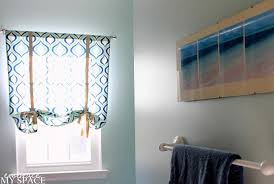 Teal Kitchen Curtains by Fabulous Tie Up Valance Kitchen Curtains With Shaped Curtain
