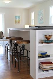 white island with open shelves and cabinets side by side full size of kitchen white island with shelves black brown bar stools 3 layers shelves