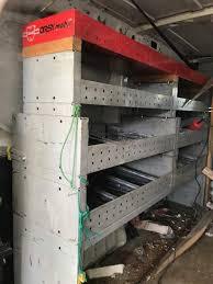 scaffali per furgoni usati scaffalature usate wurth per furgone a cepagatti kijiji annunci