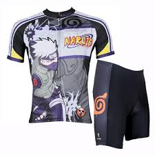 waterproof cycle wear 2015 new naruto hatake kakashi men u0027s cycling sets cycling wear