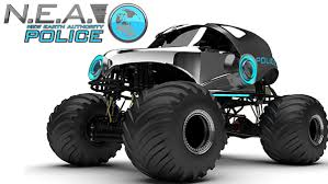 new monster truck n e a new earth authority monster truck by yoshi boy 212 on deviantart